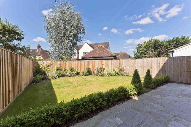 Garden of Portsmouth Road, Thames Ditton, Surrey KT7