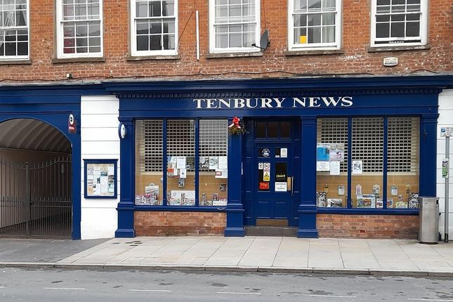 Thumbnail Retail premises for sale in High Street, Tenbury Wells