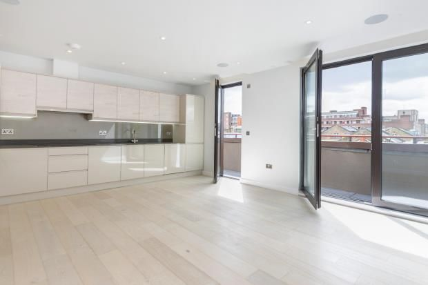 Thumbnail Flat for sale in Leighton Road, Kentish Town, London