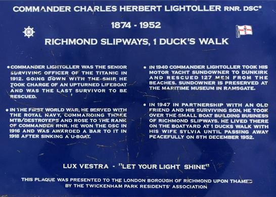 History of Ducks Walk, East Twickenham TW1