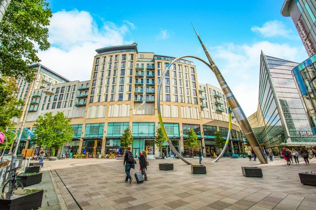 Thumbnail Flat for sale in The Hayes, City Centre, Cardiff