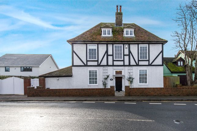Thumbnail Detached house for sale in Hever Court Road, Gravesend
