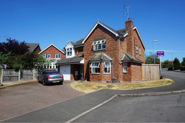 Thumbnail Detached house for sale in Cavendish Road, Stoke-On-Trent