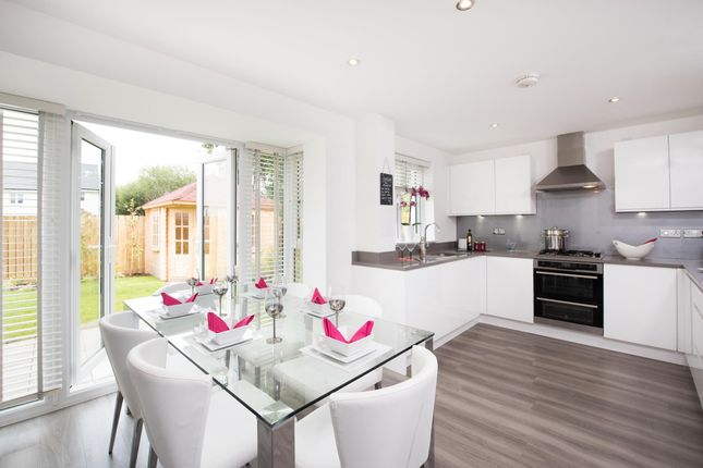 """Thumbnail Detached house for sale in """"Invercauld"""" at Oldmeldrum Road, Inverurie"""