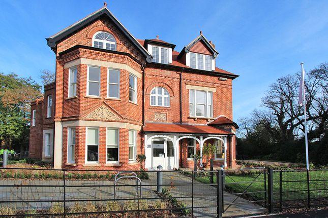 Thumbnail Flat for sale in Holmwood, The Rise, Brockenhurst, Hampshire