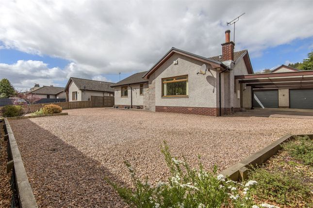 Thumbnail Detached bungalow for sale in The Beeches, Main Street, Glenfarg, Perth