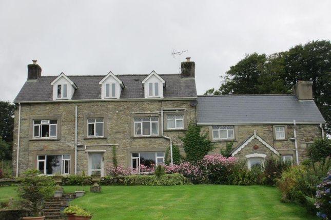 Thumbnail Detached house for sale in Mynachlogddu, Clynderwen