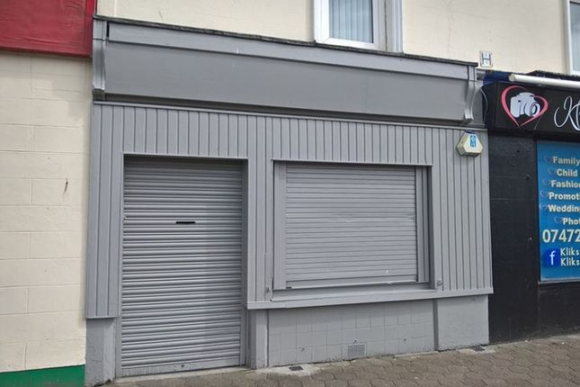 Thumbnail Commercial property for sale in 110, Main Street, Ayr Town Centre KA88Bx
