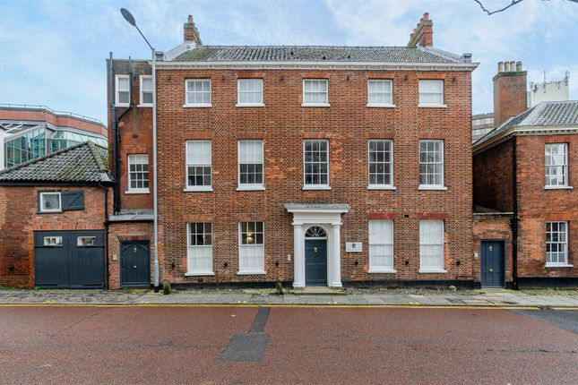 Thumbnail Flat for sale in All Saints Green, Norwich