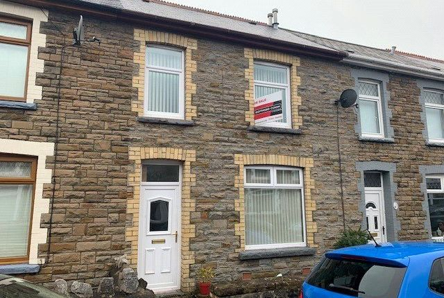 Thumbnail Terraced house for sale in Glannant Street, Aberdare, Rhondda Cynon Taff
