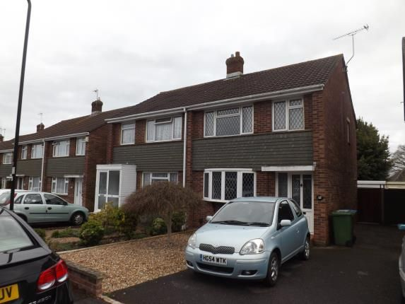 Semi-detached house for sale in Sholing, Southampton, Hampshire