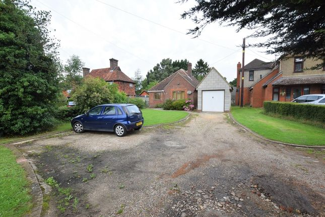 Thumbnail Detached bungalow for sale in Halstead Road, Braintree, Essex