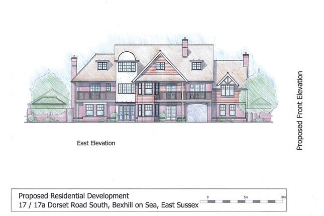 Thumbnail Detached house for sale in Dorset Road South, Bexhill-On-Sea, East Sussex