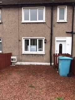 Thumbnail Terraced house to rent in Holehills Drive, Airdrie