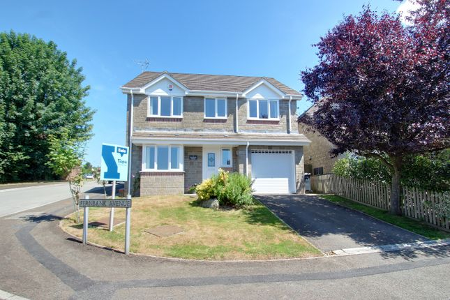 Thumbnail Detached house for sale in Fernbank Avenue, Woodlands, Ivybridge