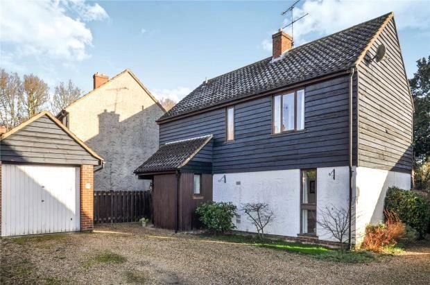 Thumbnail Detached house for sale in Colehills Close, Clavering, Saffron Walden, Essex