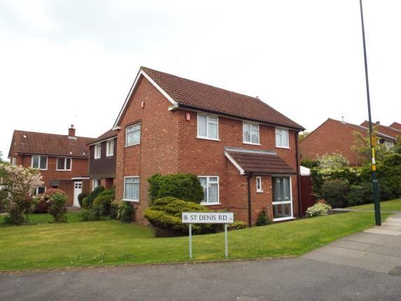 Thumbnail Link-detached house for sale in St. Denis Road, Selly Oak, Birmingham, West Midlands