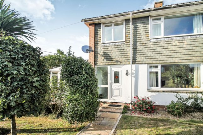 Thumbnail Semi-detached house for sale in Woodbury, Exeter