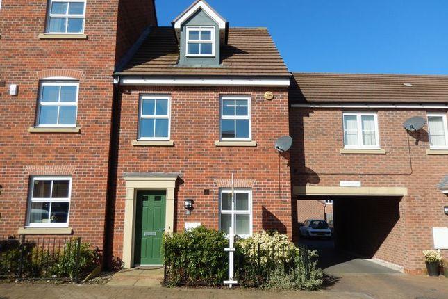 Thumbnail Semi-detached house to rent in Cherwell Gardens, Bingham, Nottingham