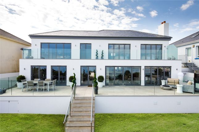 Thumbnail Detached house for sale in Le Mont De La Rocque, St. Brelade, Jersey