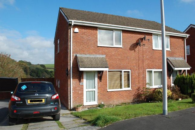Thumbnail Property to rent in Llwyn Meredith, Carmarthen