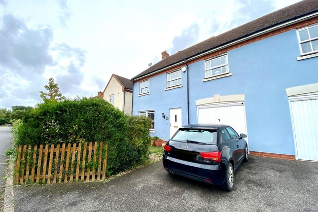 Thumbnail Semi-detached house for sale in School Lane, Lower Cambourne, Cambridge