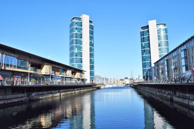 Thumbnail Flat for sale in Chatham Quays, Chatham