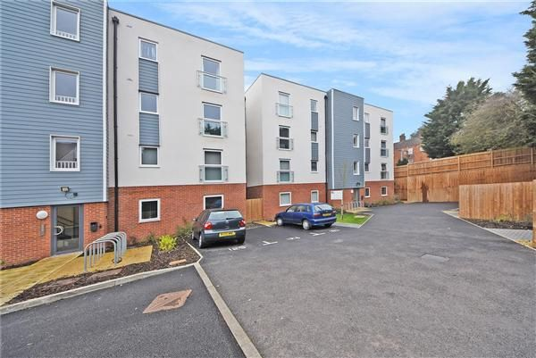 Thumbnail Flat for sale in Saxby Park, Waterside Road, Wellingborough