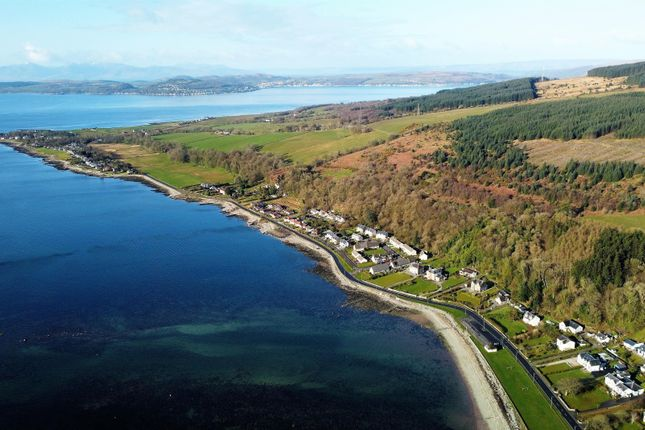 Thumbnail Cottage for sale in Leabank Cottage, 114 Shore Road, Innellan, Dunoon
