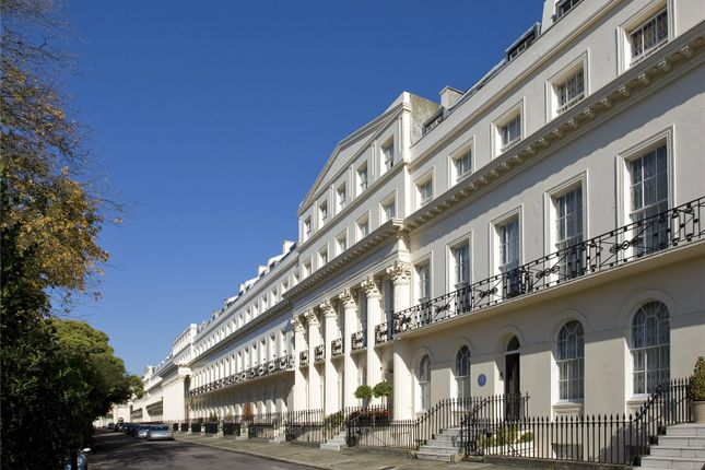 Thumbnail Terraced house to rent in Chester Terrace, Regents Park