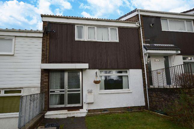 Thumbnail Terraced house to rent in Lyttleton, Westwood, East Kilbride, South Lanarkshire