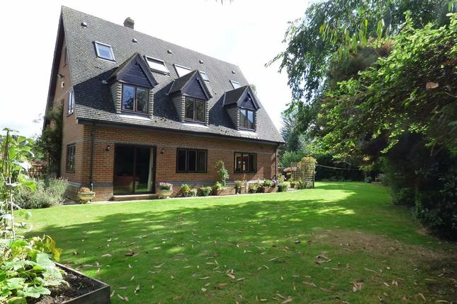 Thumbnail Detached house for sale in Sharpes Lane, Long Buckby, Northampton