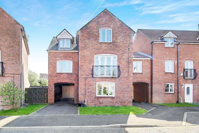 Semi-detached house for sale in Brookfield, West Allotment, Newcastle Upon Tyne