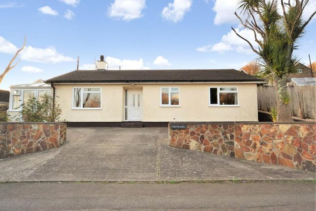 Thumbnail Detached bungalow to rent in Delaware Road, Drakewalls, Gunnislake, Cornwall