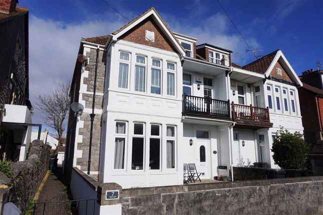 Thumbnail Flat for sale in Charlton Road, Weston-Super-Mare