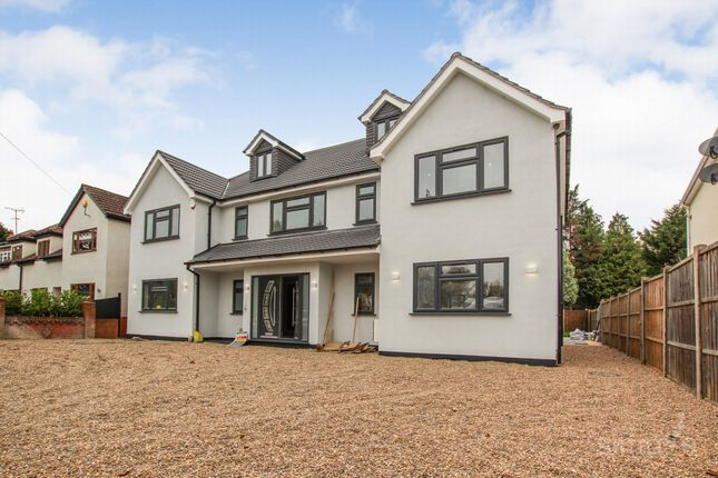 Thumbnail Detached house for sale in Welly Road, Wraysbury