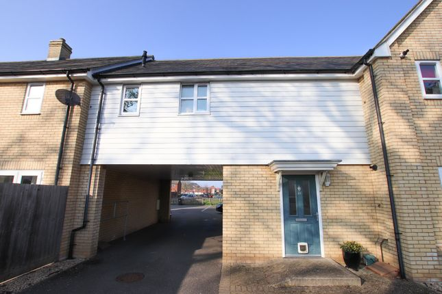 Thumbnail Flat for sale in Elmwood Avenue, Colchester