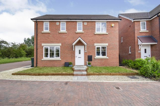 Thumbnail Detached house for sale in Jacob Nelson Way, Coventry