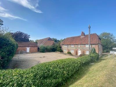Thumbnail Office for sale in Hambridge Barn & Farmhouse, Hambridge Road, Newbury, West Berkshire