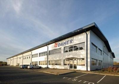 Thumbnail Warehouse to let in Hilton Business Park, Hilton, Derbyshire