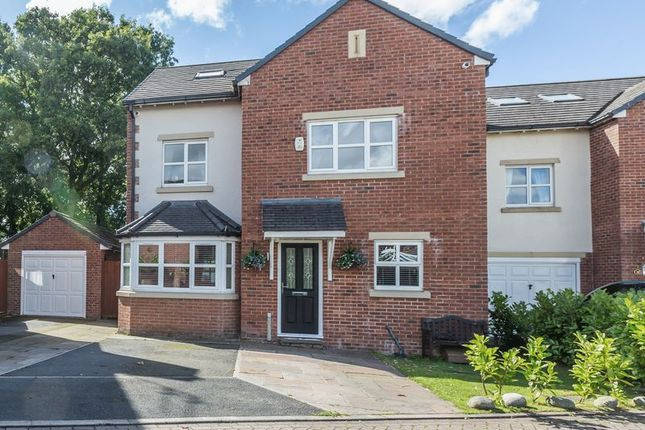 Thumbnail Detached house for sale in Anchor Fields, Eccleston