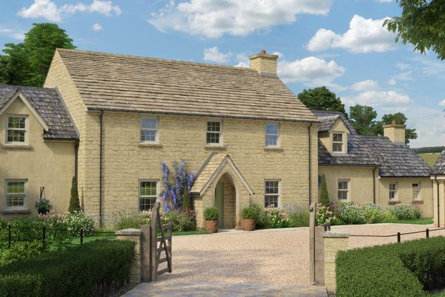 Thumbnail Detached house for sale in Boscombe Lane, Horsley, Stroud