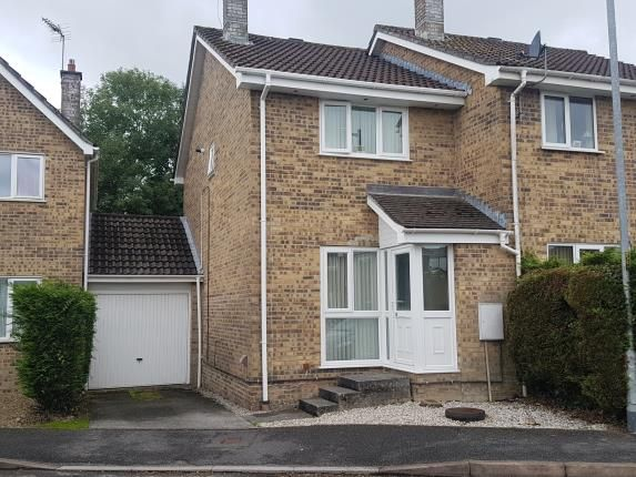 Thumbnail Semi-detached house for sale in St.Austell, Cornwall