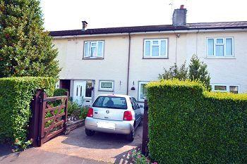 Thumbnail Terraced house for sale in Princess Drive, Bollington, Macclesfield