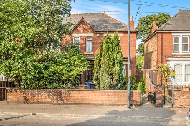 Thumbnail Semi-detached house for sale in London Road, Alvaston, Derby