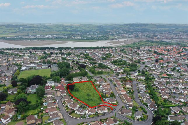 Thumbnail Land for sale in Linden Close, Sticklepath, Barnstaple