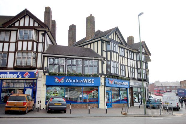 Thumbnail Maisonette to rent in Commercial Square, Haywards Heath