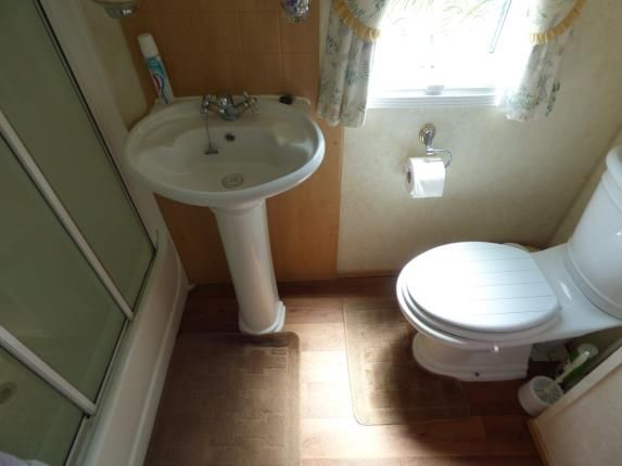 Shower Room of Thorness Bay Holiday Park, Cowes, Isle Of Wight PO31