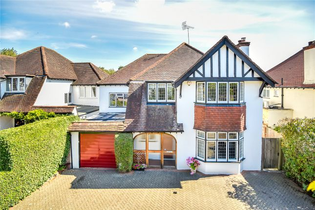 Thumbnail Detached house for sale in Towers Road, Pinner, Middlesex