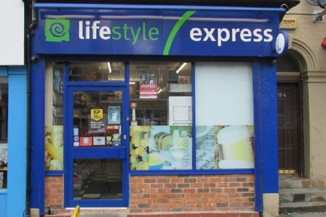Thumbnail Retail premises for sale in 13 Station Road, Whitley Bay